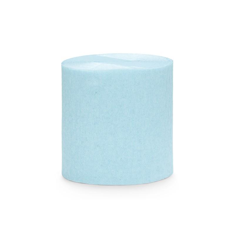 Bibuła w kolorze jasnoniebieskim