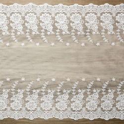 KORONKA dekoracyjna Classic 45cm x 9m