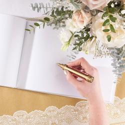 PISAK marker metaliczny złoty