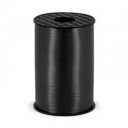 WSTĄŻKA na szpuli plastikowa MEGA 225m Czarna