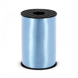 WSTĄŻKA na szpuli plastikowa MEGA 225m Błękitna