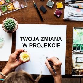Twoja Zmiana w Projekcie